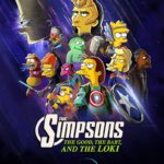 """TV Review - The MCU Collides with Springfield in """"The Simpsons: The Good, the Bart, and the Loki"""" Short"""