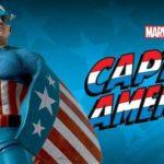 "Captain America Digital Statue,  ""Amazing Spider-Man #1"" Digital Comic Close Out VeVe's Marvel Month"