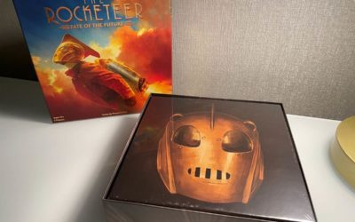 """Game Review: """"The Rocketeer: Fate of the Future"""" from Funko Games"""