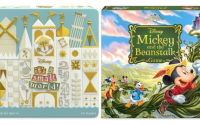 """Funko Games Releasing Collector's Editions of Disney's """"it's a small world"""" and """"Mickey and the Beanstalk"""""""