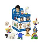 Funko Celebrates 8 Pixar Short Films with New Mini Figures Now Available for Pre-Order