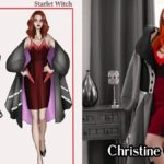 Interview: Christine Geiger Brings Magic to the Runway with an Original Scarlet Witch Design