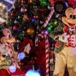 """Parades Return During """"Disney Very Merriest After Hours"""""""