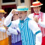 The Dapper Dans Return to Disneyland September 3