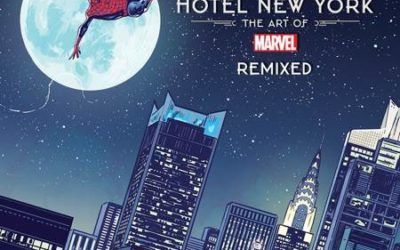 Disney's Hotel New York – The Art of Marvel Soundtrack Now Available