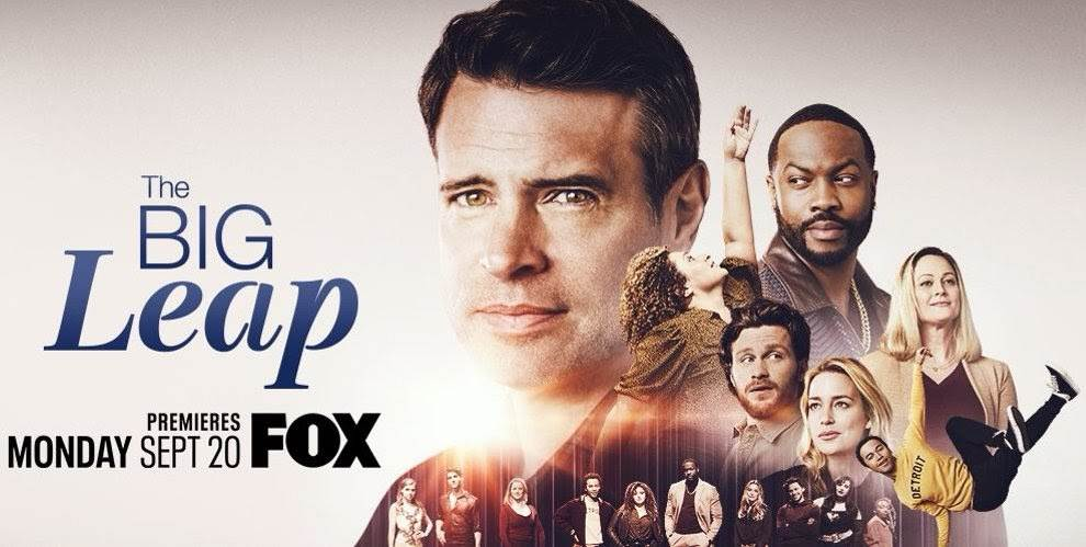 """The Big Leap"""" to Premiere on Hulu and FOX Now A Week Ahead of the September  20th Network Debut - LaughingPlace.com"""