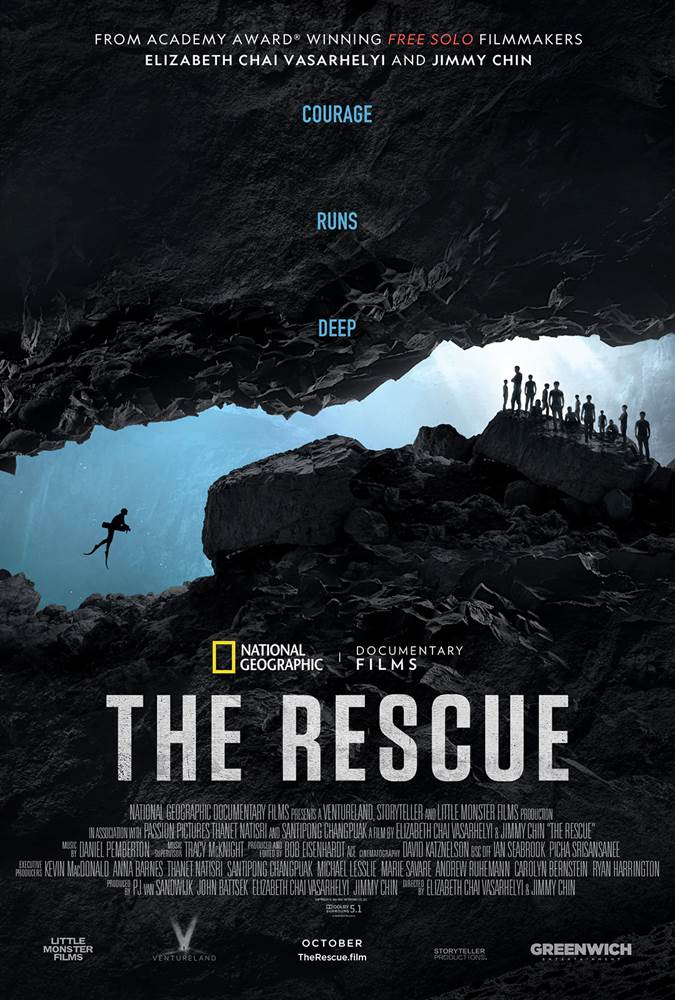 """TIFF Film Overview: """"The Rescue"""" (Nat Geo) – LaughingPlace.com"""