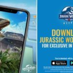 """Universal Orlando To Host Exclusive In-Park Events and Gameplay For """"Jurassic World Alive"""" Mobile Game"""