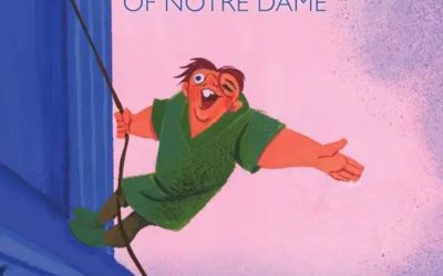 """Walt Disney Records To Release New Legacy Collection Album Featuring """"The Hunchback of Notre Dame"""""""