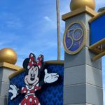 WDW 50 - Anniversary Medallions Added to Entrance Archways