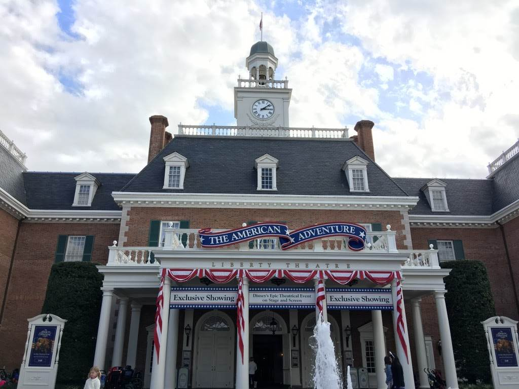 The American Adventure - Epcot - LaughingPlace.com
