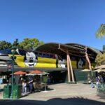 Disneyland Monorail Reopens, Offers View of Finding Nemo Submarine Lagoon Progress